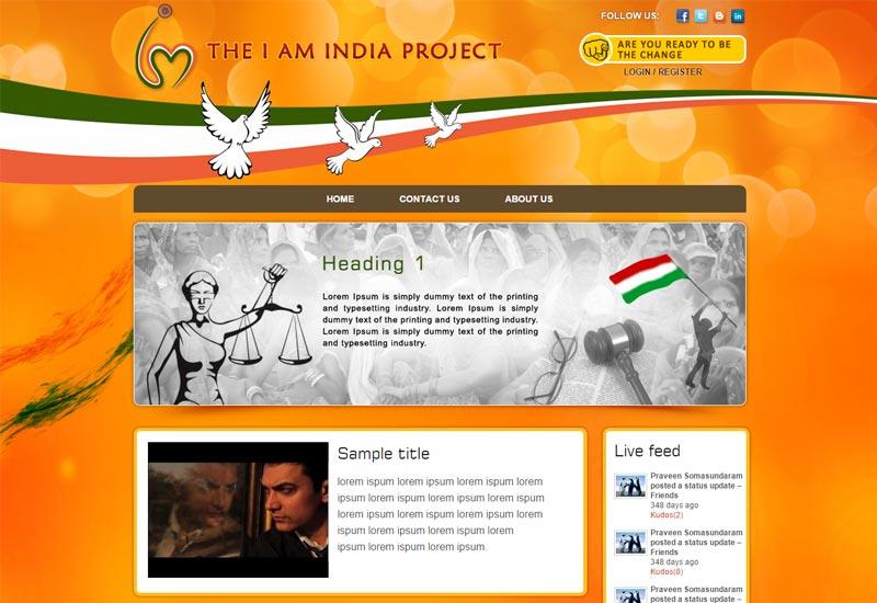 The I am India